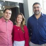 Darlan Moreira, Leciane Lobo E Felipe Braga (1)