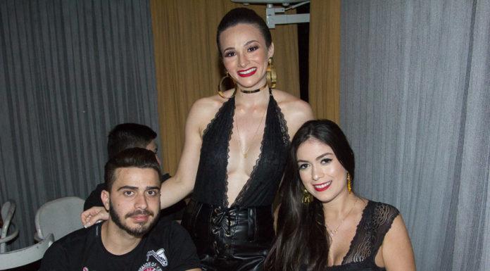 Davi Fernandes, Theresa Albuquerque E Thaís Fontenele (1)