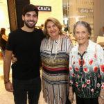Deib Neto, Vera Silveira E Eunice Vasconcelos (3)