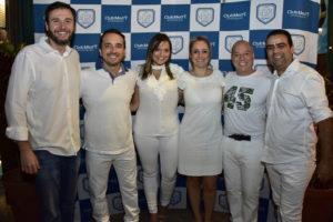 Denis Ribeiro, Luiz Rodrigo Dos Anjos, Suelen Mendes, Fernanda Dominises, Marco Oliva E Paulo Lob∆o