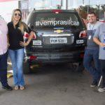 Edvaldo Balu, Érica Rodrigues, Matheus Franco E Kleber Figueiredo (2)