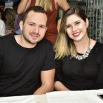Eimar Filho E Erica Feitosa