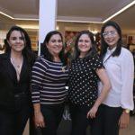 Ely Velasquez E Marcilia Saraiva, Ellen Lopes E Daniele Vasconcelos