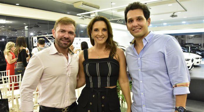 Fred Carioca, Lídia Oliveira E Ricardo Feitosa
