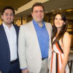 Gustavo Pucci, Jack Canamary E Thais Ferraira Gomes (1)