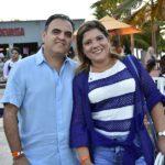 Hebert Vieira E Gisela Dias Branco