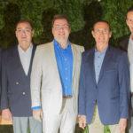 Hugo, Aristênio, Jack, Aristófanes E Márcio Canamary