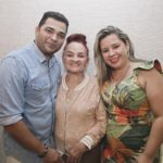 Jacob Mendes, Dalva Santana E Camila Ximenes