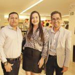 Jair Rocha, Viviane Sabino E Jackson Caetano