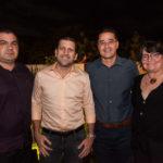 João Paulo Castro, Jonatas Costa, Daniel Arruda E Hermínia Lopes
