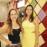 Joanne Ximenes E Georgia Vieira