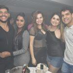 Jonas Alves, Erica Lana, Mari Câmara, Bruna Carvalho E Florenso Neto
