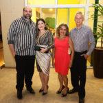 Juan, Rafaela, Luciana E Silvio Girao