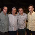 Kalil Otoch, César Rêgo, Ricardo Bezerra E Gama Filho
