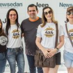 Katiana Morais, Thaís Malveiras, Chico Feitosa, Ana Pinheiro E Ana Furtado (2)