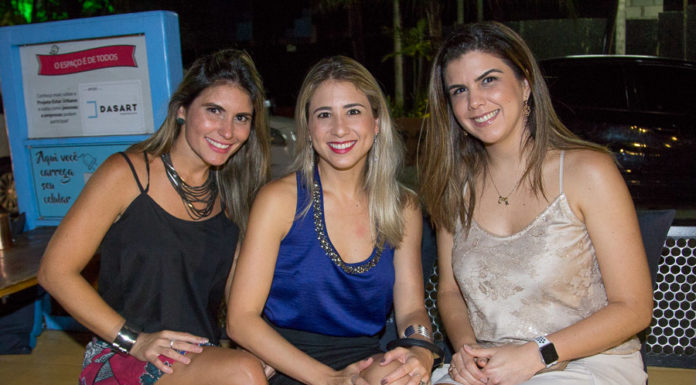 Lígia Cavalcante, Marina Lima E Luciana Duarte (2)
