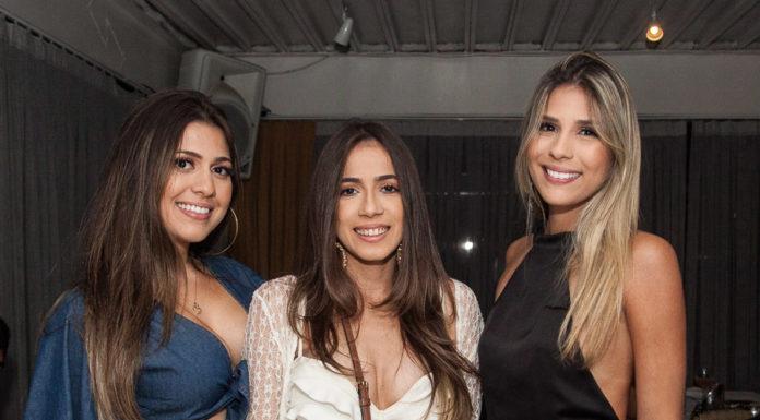 Lívia Ximenes, Sana Thaís E Amanda Vasconcelos