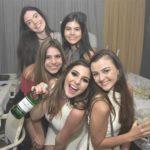 Luana Cadelha, Mirela Roriz, Gabriela Melo, Alice Albano E Barbára Moura
