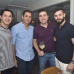 Marcos E Emerson Mendes, Remulo Colares E Gabriel Franco