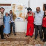 Matheus Franco, Irmã Conceição, Pacheco Pabrincá, Edvaldo Balú E Lia Beatriz