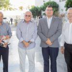 Odmar Alcântara, Chico Barreto, Duarte Frota E Raimundo Viana (1)