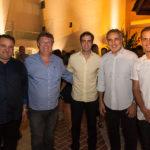 Patriolino Dias, Evandro Colares, Gama Filho, Paulo Angelim E_