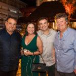 Patriolino Dias, Maria José, Ricardo Bezerra E Evandro Colares