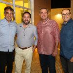 Paulo Angelim,Fernando Bezerra, Kalil Otoch Breno Camara