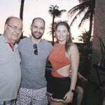 Paulo Linhares, Andre Ximenes E Sabrina Max