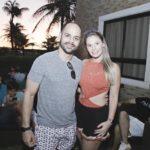 Paulo Ximenes E Sabrina Max