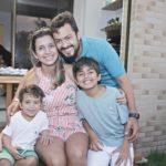 Pedro, Raquel, Laercio E Artur Moreira