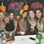 Raissa Ezinele, Yasmim Pedrosa, Carol Silveira, Mila Soares E Lana Fonteles