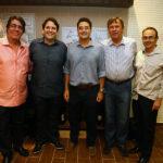 Roberto Costa Lima, Daniel Simoes, Daniel Arruda , Jose Simoes E Marcio Pontes (1)