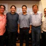 Roberto Costa Lima, Daniel Simoes, Daniel Arruda , Jose Simoes E Marcio Pontes (2)