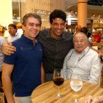 Ronaldo Barbosa, Ronaldo E Deib Otoch (1)