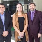 Sérgio Lopes, Juliana Guimarães E Élcio Batista (1)