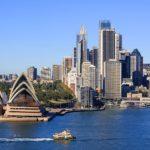 SIDNEY É A MAIOR METRÓPOLE DA AUSTRÁLIA E CONSIDERADA UMA DAS CIDADES MAIS ATRATIVAS PARA JOVENS NO MUNDO.