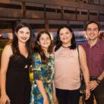 Sara Cruz, Ana Patrícia Aires, Ticiana Ferreira E Alexandre Aires