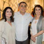 Thina Cunha, Adroaldo Carneiro E Lucia Tolentino (1)
