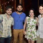Tony Caminha, Marcio Rios, Vivian Vieira E Victor Landim