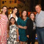 Vivian E Flavia, Jacqueline Simoes, Celene Gurgel E Jose Simoes (3)