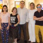 Mirlene Vasconcelos E Celene Gurgel, Adroaldo Carneiro, Cristiane Dantas E Lázaro Medeiros (4)
