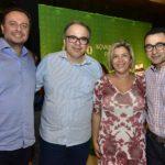 Adriano Nogueira, JoãoDummar Neto, Adriana Joca E Deusmar Morães