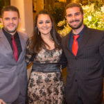 Alisson Almeida, Erica Lustosa E Lorence Pinheiro (2)