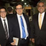 Andrey Aguiar, Edilberto Pontes E Marcelo Mota