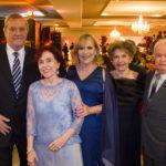 Armando E Regina Leitão, Silvia Helena Távora, Sara E Francisco Teles (4)
