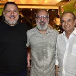 Augusto Caminha, Victor Chidid E Nazareno Albuquerque