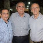 Carlos Castelo, Sérgio Braga E Assis Almeida (1)