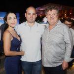 Daniele E Andre Linheiro, Evandro Colares (1)