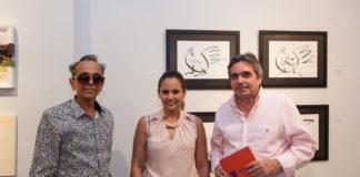 Dante Diniz, Gabrielle Lima E Totonho Laprovítera